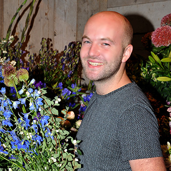 Bryan den Adel bloemist Flora-inn bathmen deventer