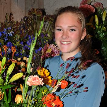 Carline Refuge bloemist Flora-inn bathmen deventer