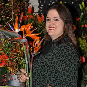 Lucinda den Adel bloemist Flora-inn bathmen deventer