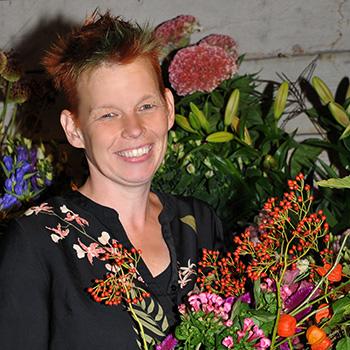 Margareta Kroon bloemist Flora-inn bathmen deventer